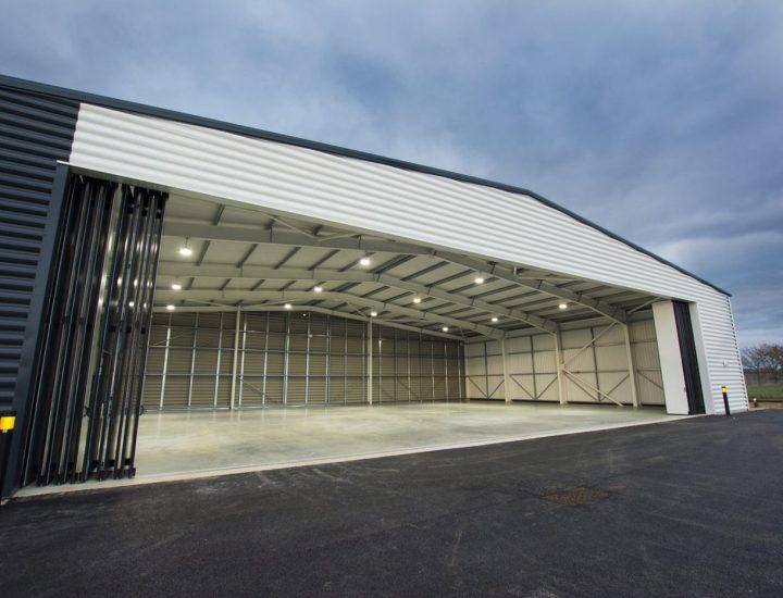 GE Hangars 9